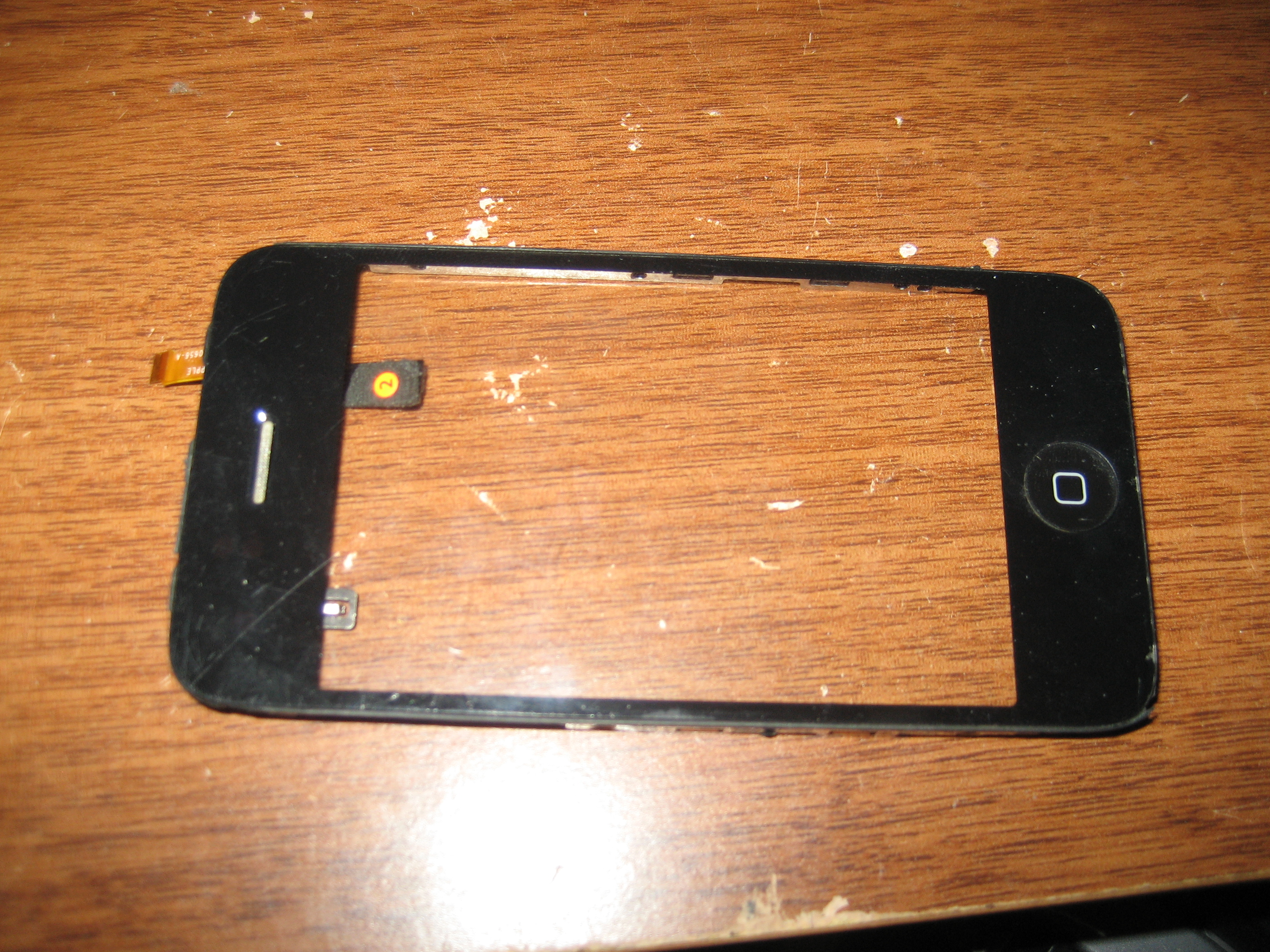 iphone 3G Digitizer assembly